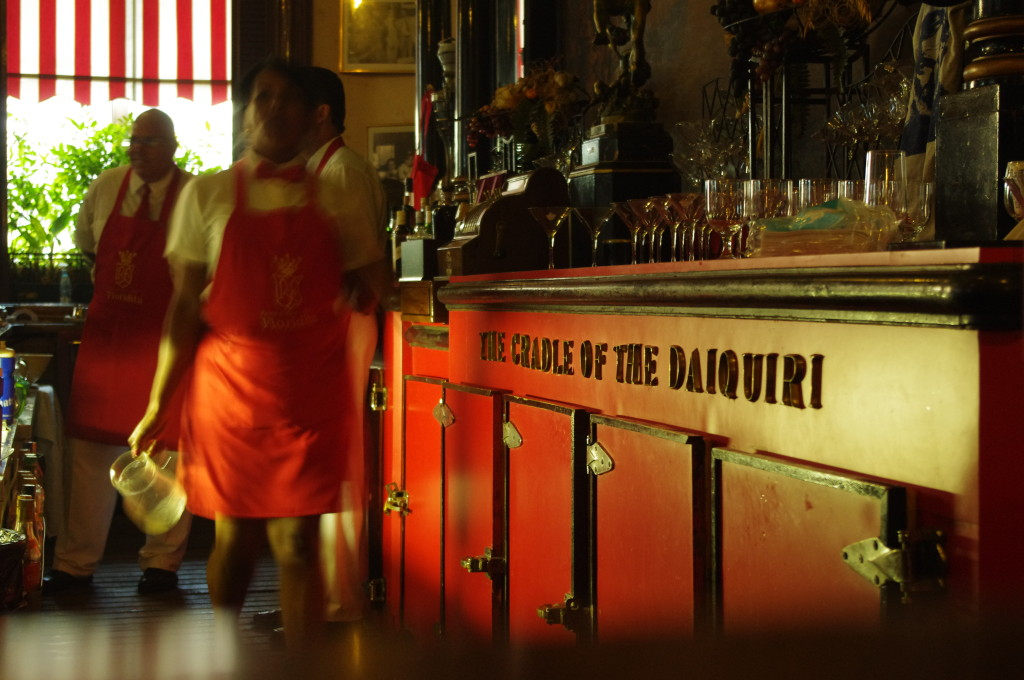 hemingway bars in havanna