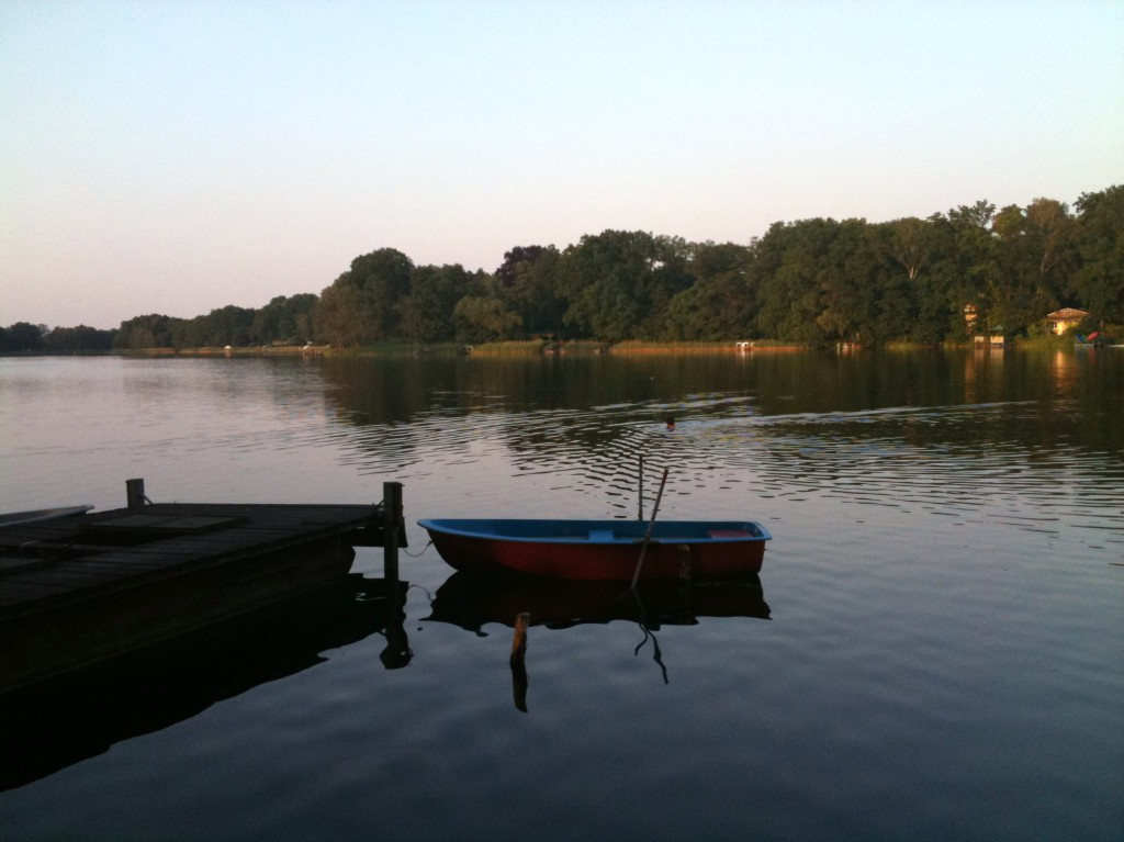 top ten things to do in berlin - lakes in berlin
