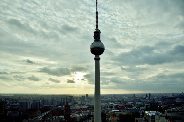 best view over berlin