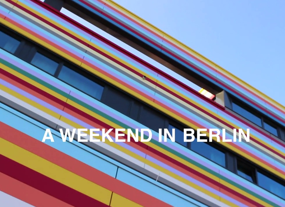 a weekend in berlin1