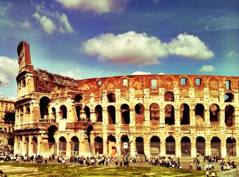 Reise Nach Rom Spiel