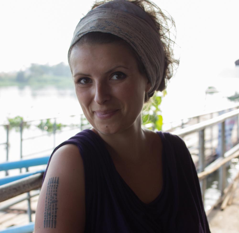 Sak Yant Tattoo! Wie ich von einem buddhistischen Mönch tätowiert wurde!