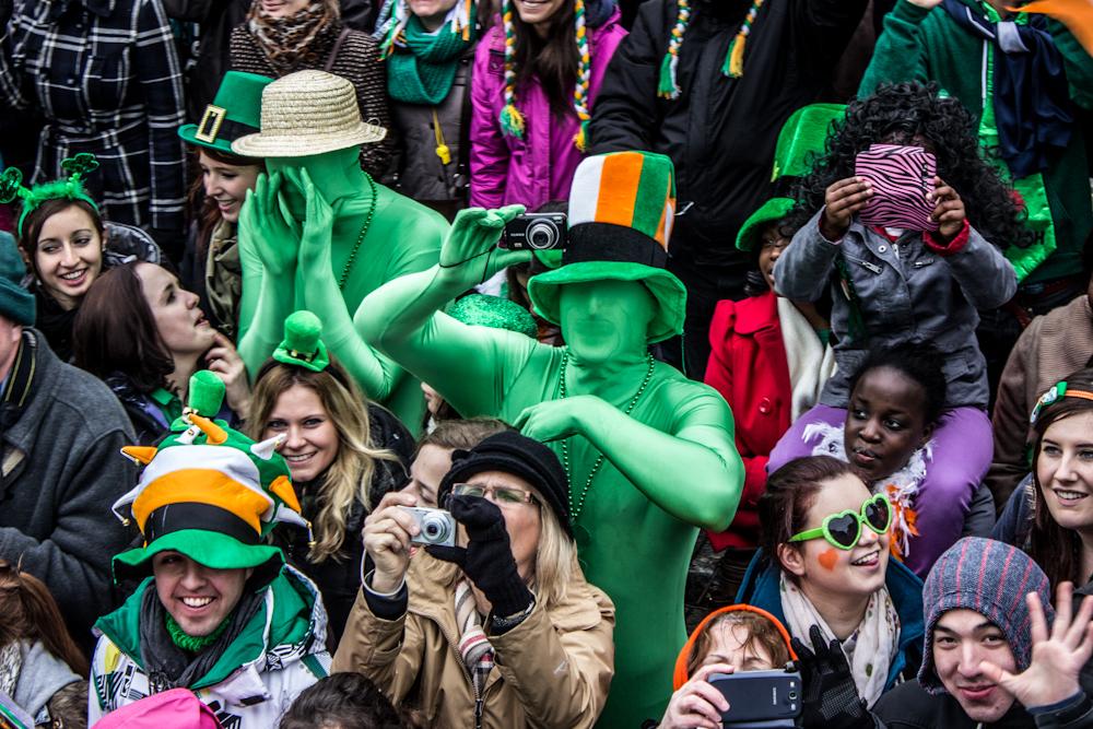 St. Patrick's Day in Irland - 7 1/2 Dinge, die ich gelernt ...