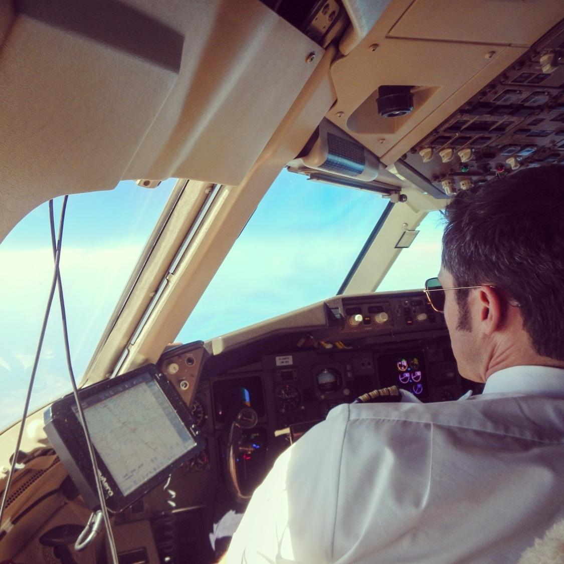 cockpit condor