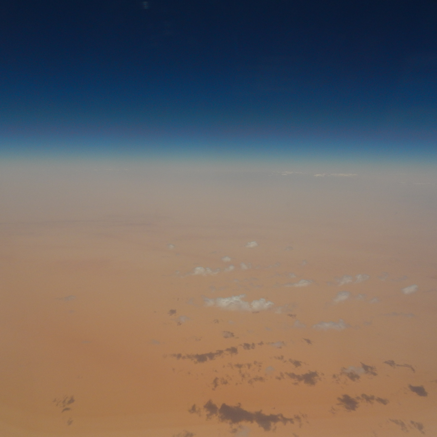 sahara from above