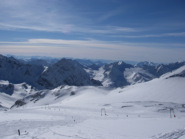 stubaital winter