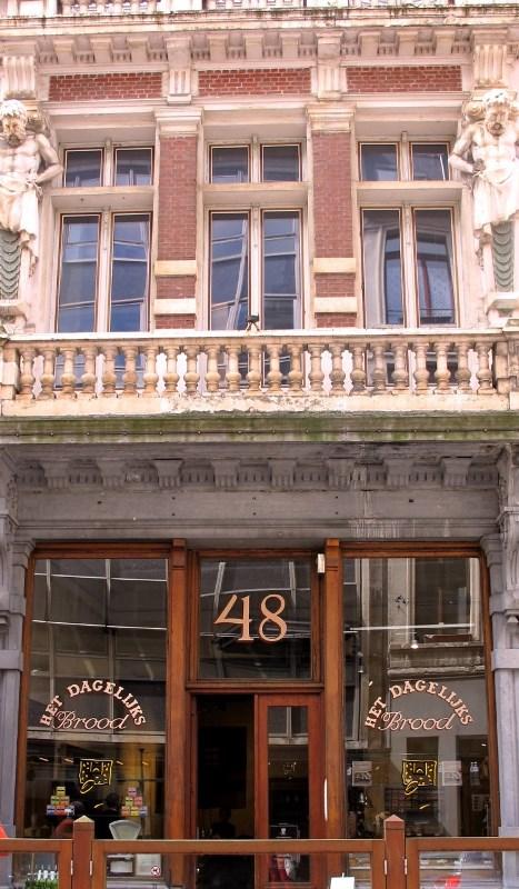 1-Tag-Antwerpen-Kloosterstraat
