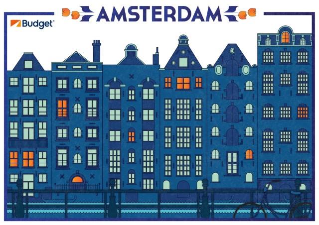 Budget Autovermietung Amsterdam