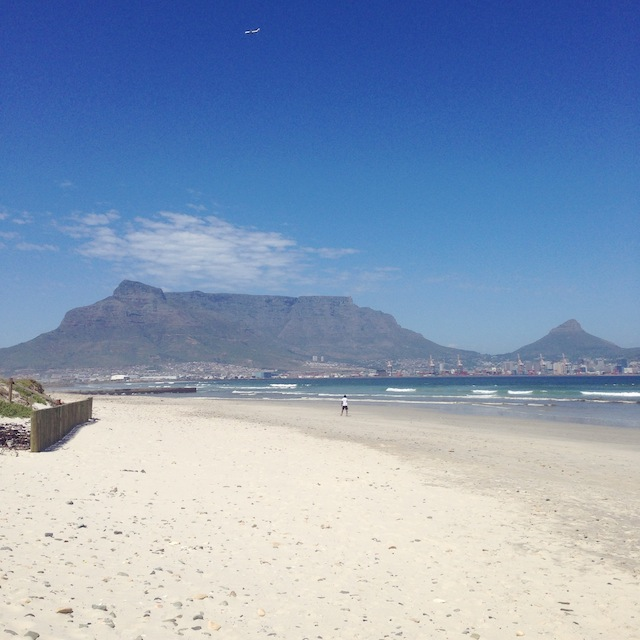 Milnerton Beach Cape Town