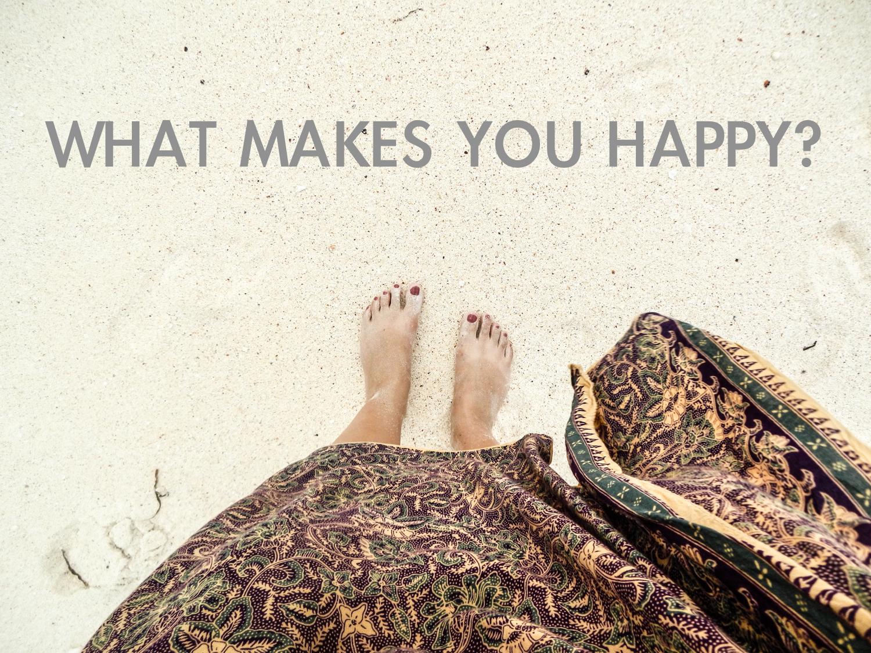 was macht dich glücklich