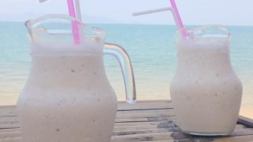 banana shakes strand thailand