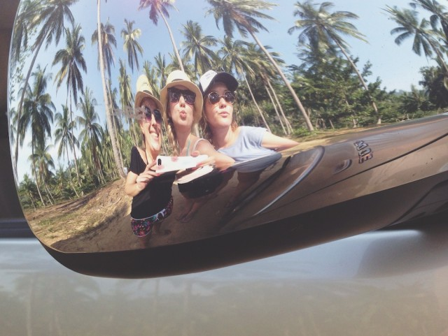 girls roadtrip thailand