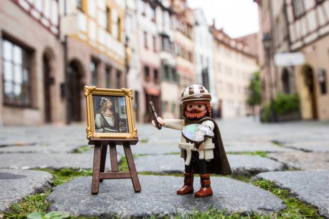Nuremberg Dürer