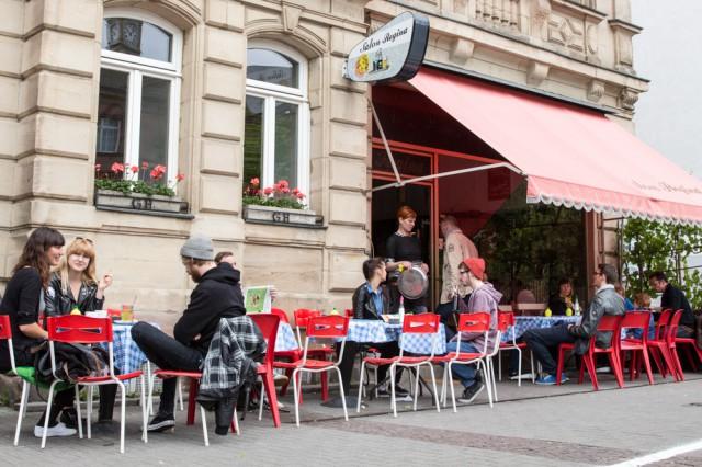Nuremberg Salon Regina