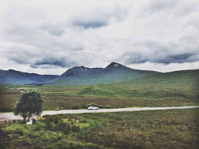 Scotland by car