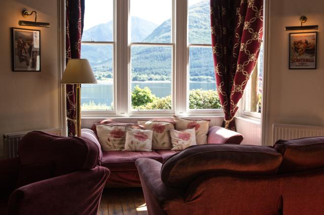 Scotland Creag Mhor Lodge