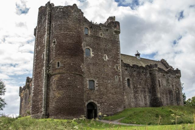 Scotland Doune Castle