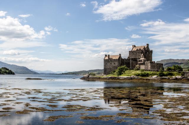 Schottland Reise Eilean Donan Castle