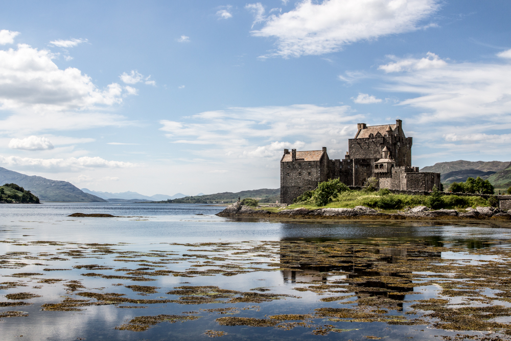 Scotland for Beginners - My 5 Day Tour by Car
