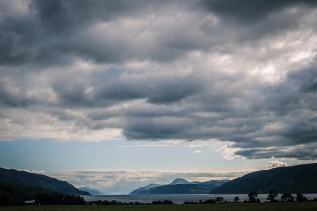 Schottland Reise Loch Ness