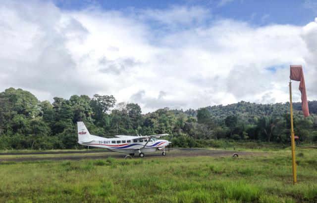 Costa Rica Drake Bay Nature Air