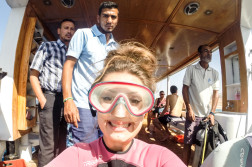 happy diving me red sea jordan