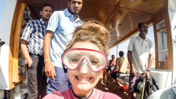 happy diving me red sea jordan
