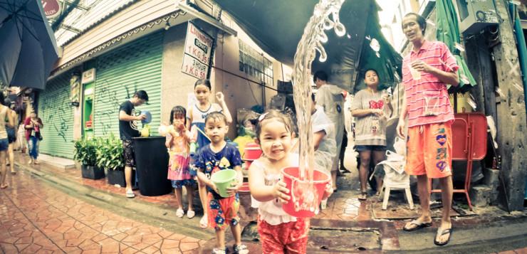 Songkran in Bangkok – 7 Dinge, die du über das thailändische Neujahrsfest wissen musst