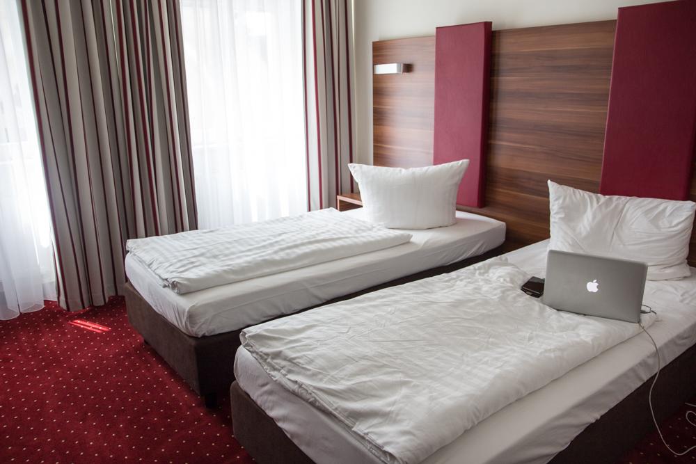 Goerlitz Hotel Schwibbogen Zimmer