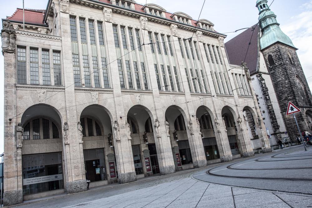 Goerlitz Kaufhaus Grand Budapest Hotel