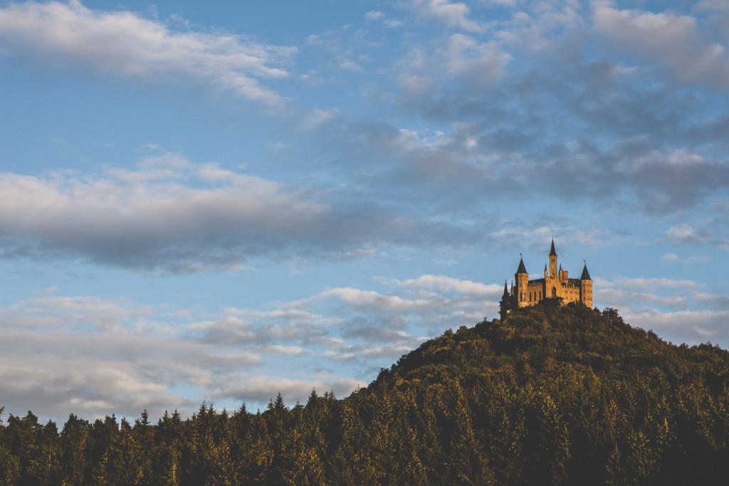 Burg Hohenzollern Panorama