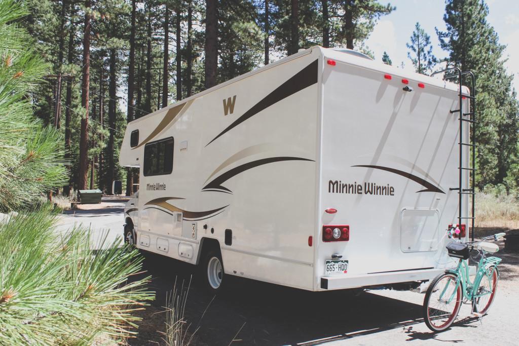 wohnmobil camper mieten USA