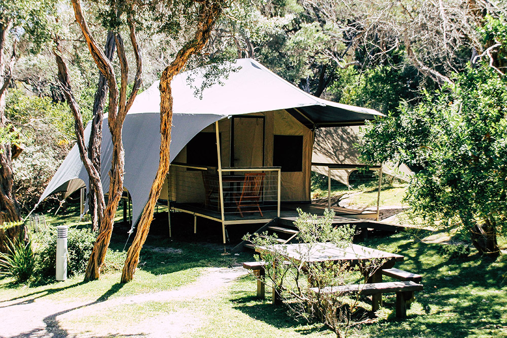 Wilderness Retreat im Wilsons Promontory Nationalpark