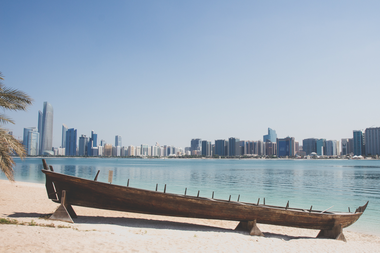 abu dhabi skyline, things to do in abu dhabi