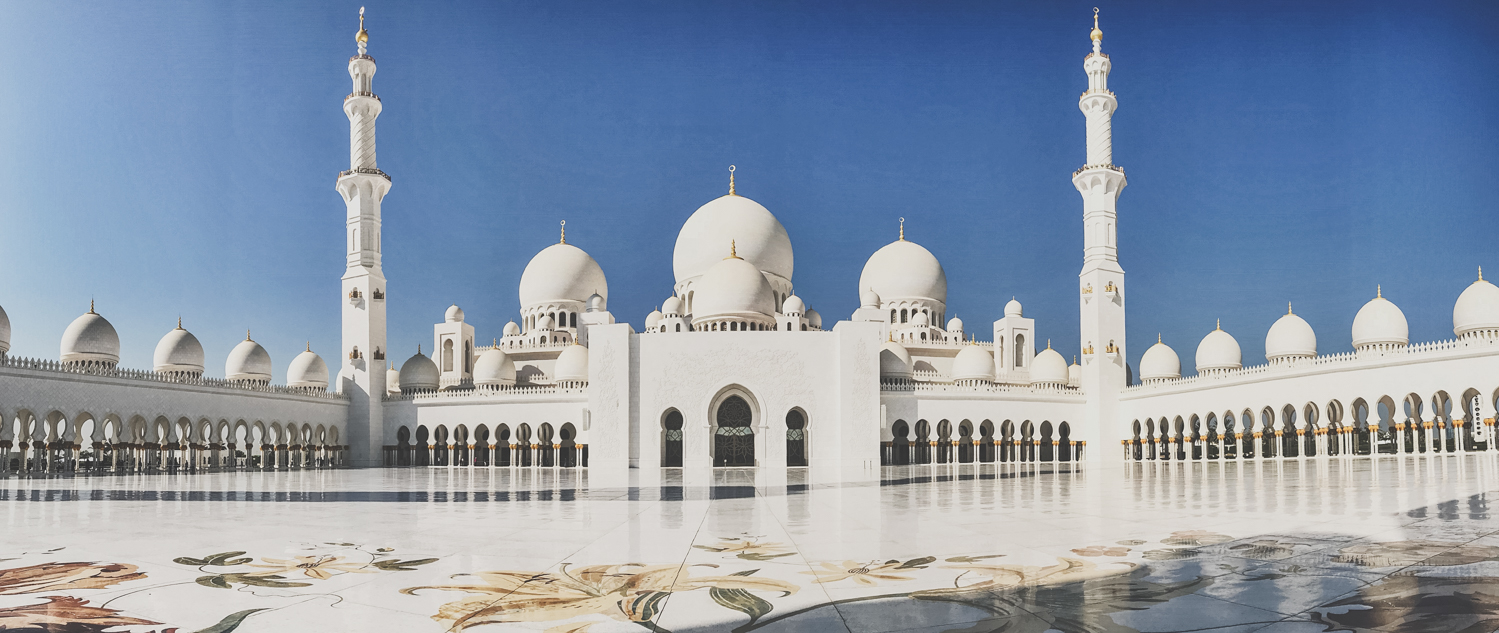 Sheikh Zayed Grand Mosque, things to do in abu dhabi